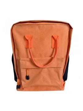 Maleta Morral Maletin Sueco con agarraderas - Naranja
