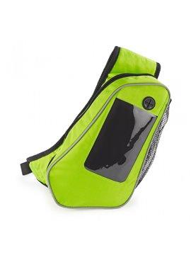 Audifonos Intrauditivos Carabiner en Estuche Plastico - Verde Limon
