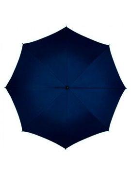 Sombrilla Paraguas Circular 25 Pulg Proteccion UV - Azul Oscuro