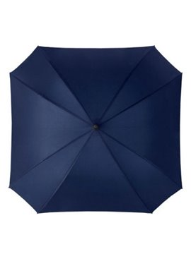 Sombrilla Paraguas Cuadrado 28 Pulg Proteccion UV - Azul Oscuro