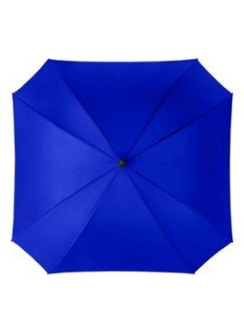 Sombrilla Paraguas Cuadrado 28 Pulg Proteccion UV - Azul Rey