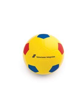 Bola Antiestres Futbol Colombia - Tricolor