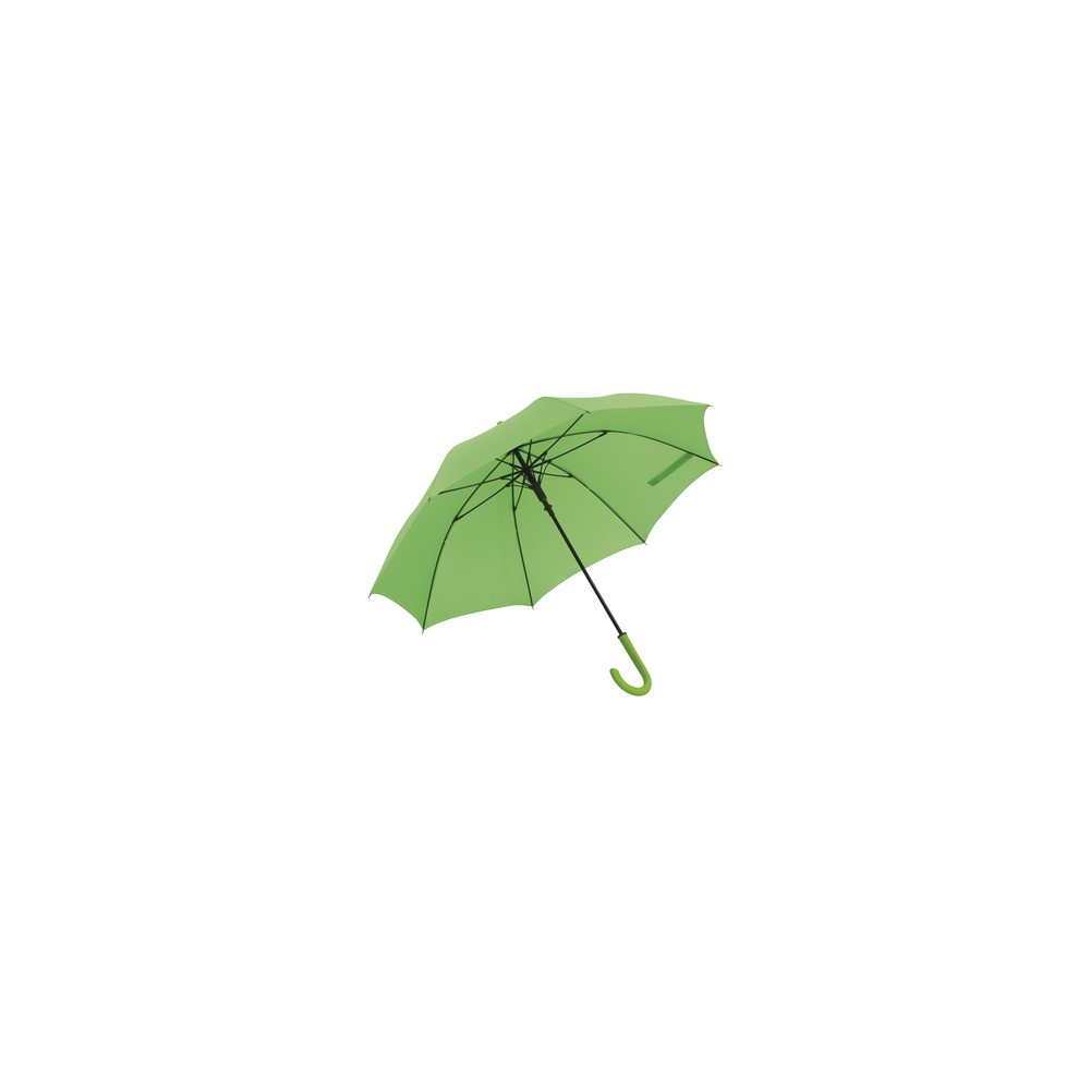 Sombrilla Paraguas Lambarda Varillas Fibra De Vidrio - Verde Claro