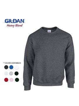 Gildan Buso Sencillo Talla M Poliester 279 gr - Azul Marino