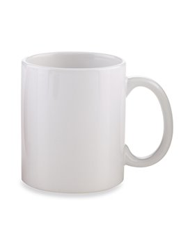 Pocillo Mug Ceramica Sheldon 11oz Interior De Color - Blanco