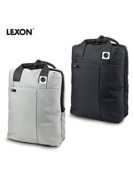 Bolso Maleta Morral Backpack Apollo Lexon 2 Compartimientos - Azul Oscuro