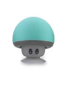 Speaker Parlante Altavoz Bluetooth Hooper Funcion Soporte - Verde
