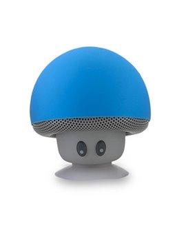 Speaker Parlante Altavoz Bluetooth Hooper Funcion Soporte - Azul
