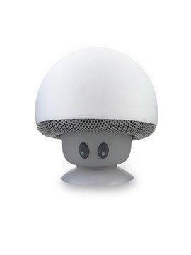 Speaker Parlante Altavoz Bluetooth Hooper Funcion Soporte - Blanco