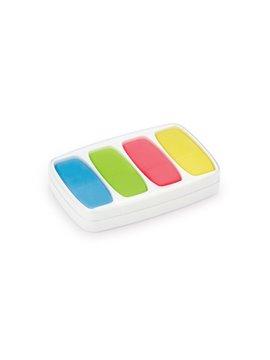 Set Resaltadores De Parafina Gel x 4 Cube - Transparente