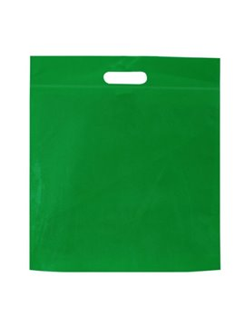 Bolsa Tula Cambrel Fuelle 6 cm Costuras Reforzadas - Verde