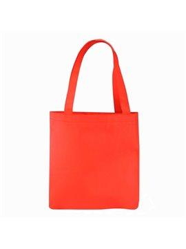Bolsa Tula Cambrel 80 Gramos Doble Cargadera Sin Fuelle - Rojo