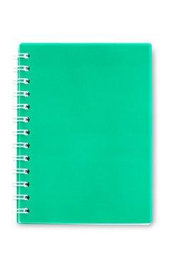 Cuadernillo Libreta Spyro 80 Hojas Rayadas - Verde