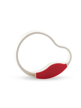 Destapador Plastico Recipientes Incluye Iman - Rojo