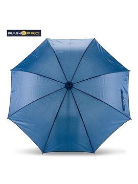 Sombrilla Paraguas Howard Poliester 8 Cascos Semiautomatico - Azul Oscuro