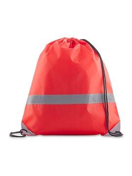 Bolso Maleta Sporty Bag Reflective en Poliester - Rojo