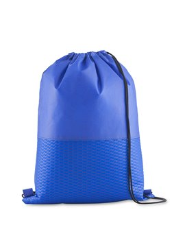 Bolsa Sporty Bag Mesh en Cambrel Malla Lateral - Azul Royal