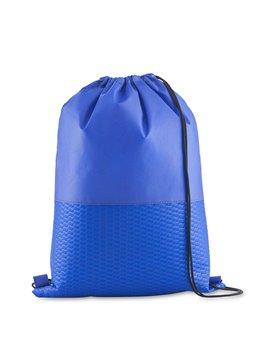 Bolsa Sporty Bag Mesh en Cambrel Malla Lateral - Azul Royal