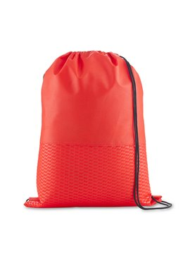 Bolsa Sporty Bag Mesh en Cambrel Malla Lateral - Rojo