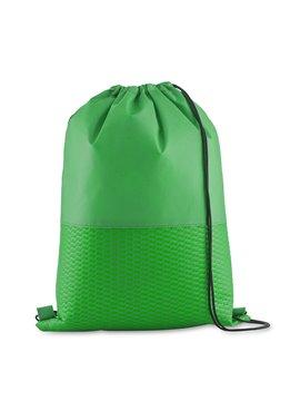 Bolsa Sporty Bag Mesh en Cambrel Malla Lateral - Verde