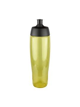 Botella Cilindro Vaus PET Tapa Rosca Twist OFF - Amarillo Traslucido