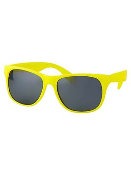 Gafas Lentes Sunset en Plastico Proteccion Uv 400 - Amarillo