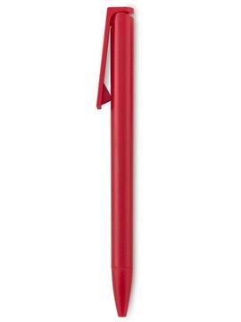 Boligrafo Esfero Tillot Obturador En El Clip - Rojo