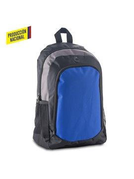 Maleta Morral Backpack Bemot Amplio Compartimento - Azul