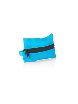Bolsa Plegable Galileo con estuche cocido - Azul Claro