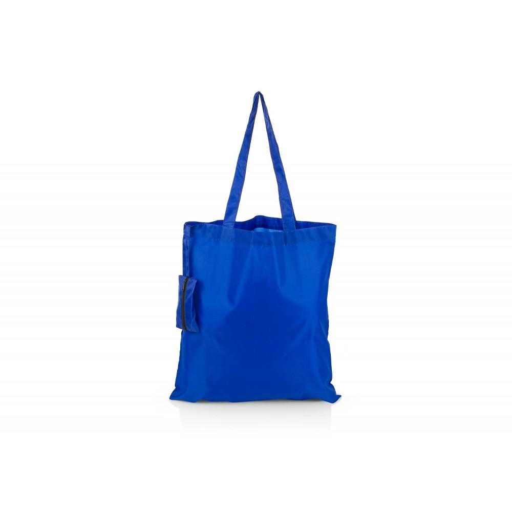 Bolsa Plegable Galileo con estuche cocido - Azul Rey