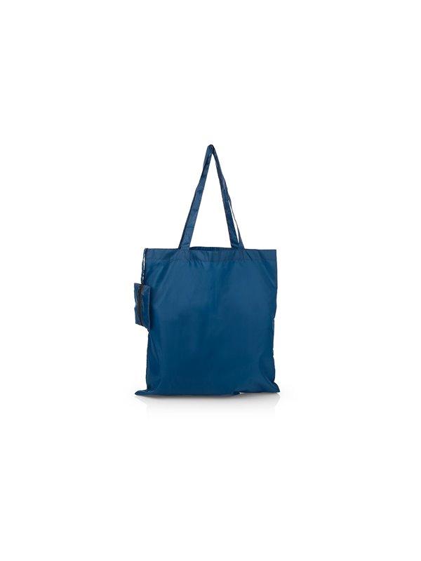 Bolsa Plegable Galileo con estuche cocido - Azul Oscuro