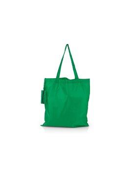 Bolsa Plegable Galileo con estuche cocido - Verde Esmeralda