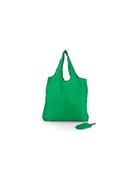 Bolsa Plegable Aristoteles cierre en broche - Verde Esmeralda
