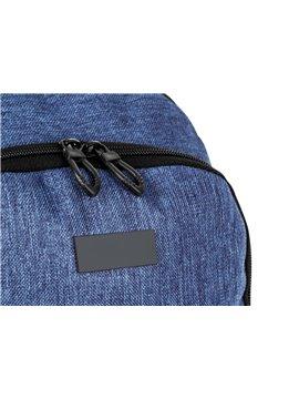 Esfero Boligrafo Bahamas Sistema Twist en ABS con Gancho - Azul Rey