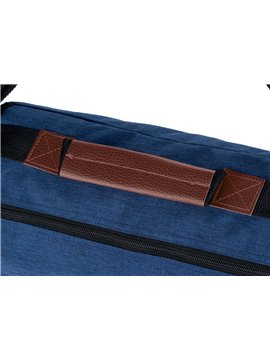 Maletin Mensajero Isabel - Azul Oscuro