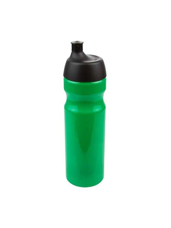 Botella Cilindro Weser PET Valvula Seguridad - Verde Solido