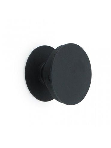 Porta Celular Pop Para Pegar Parte Posterior Del Celular - Negro