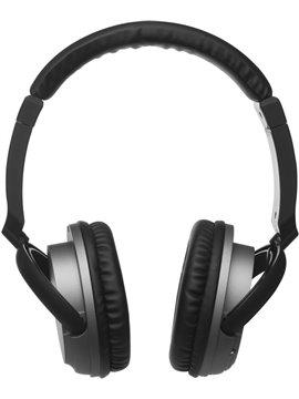 Audifonos Diadema Cilene Bluetooth - Gris/Negro