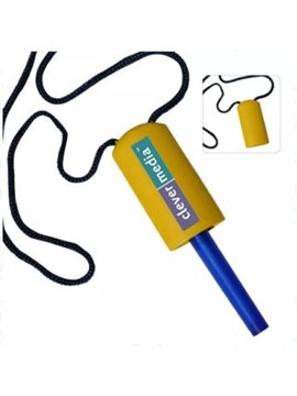 Cable de Carga Style Sirve Para Iphone y Android con Luces. - Azul Rey