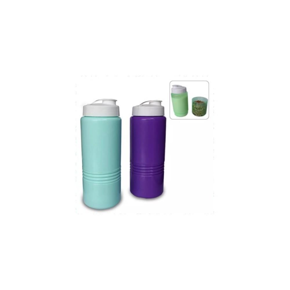 Botilito Duo 18 onz - Produccion Nacional - Colores de Linea