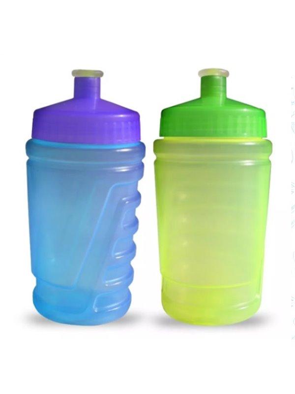 Botella Botilito Power 16 onz - Produccion Nacional - Colores de Linea