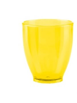 Vaso twister 12 oz Polipropileno - Produccion Nacional - Colores de Linea