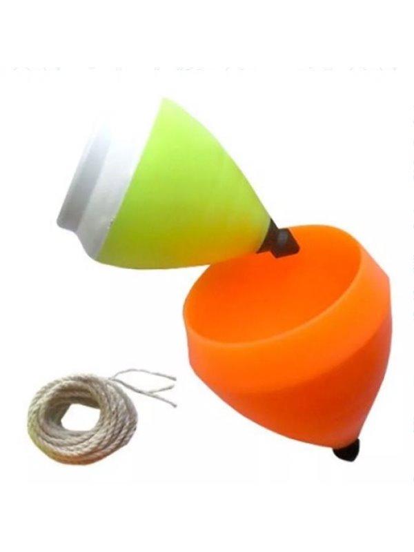 Trompo Doble - Produccion Nacional - Colores de Linea