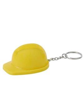 Llavero Destapador Helmet forma de Casco - Amarillo