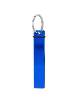 Llavero Tiatu Destapador en Aluminio - Azul