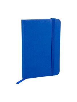 Cuaderno Libreta Lovecolors con Separador - Azul Rey