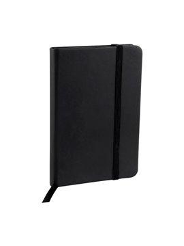 Cuaderno Libreta Lovecolors con Separador - Negro