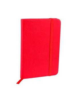 Cuaderno Libreta Lovecolors con Separador - Rojo