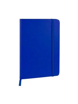 Cuaderno Libreta Smyrna con Separador - Azul Rey