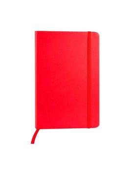 Cuaderno Libreta Smyrna con Separador - Rojo